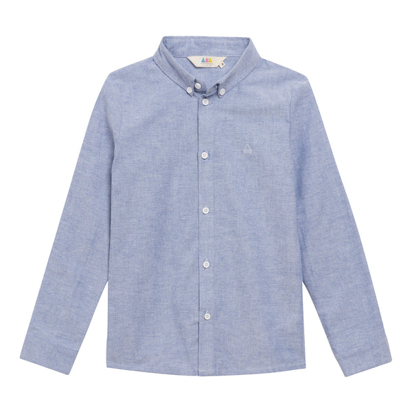 Little Eleven Paris, Paris Shirt Light Blue | POCO KIDS