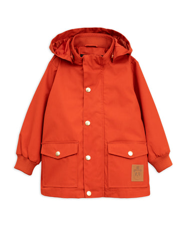 Mini Rodini Red Pico Jacket | POCO KIDS