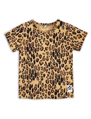 Mini Rodini Leopard T-Shirt | POCO KIDS