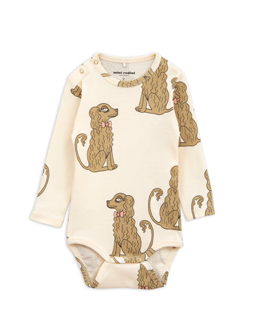 Mini Rodini Off White Spaniel Body | POCO KIDS