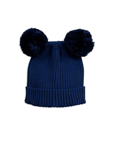 Mini Rodini Navy Ear Hat | POCO KIDS