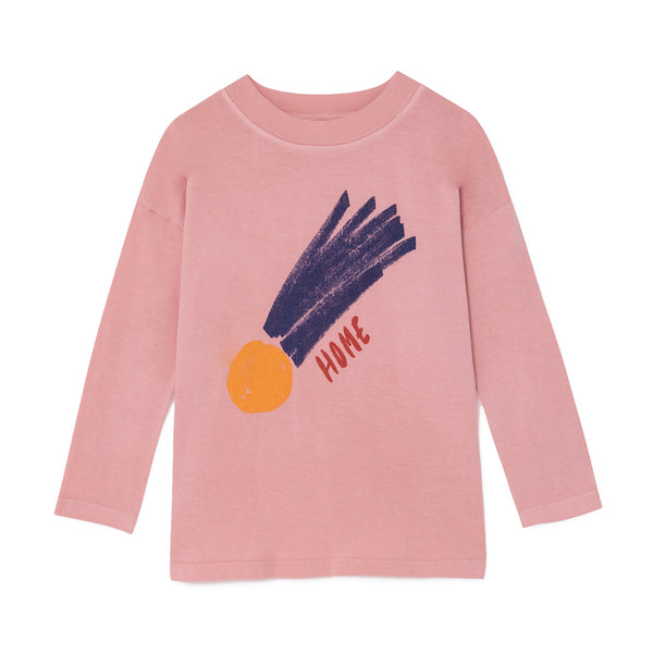 Bobo Choses A Star Called Home Pink Long Sleeved T-Shirt | POCO KIDS