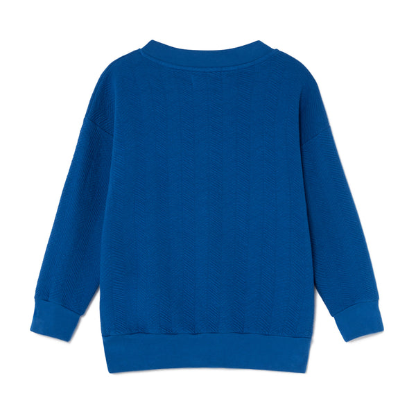 Bobo Choses A Star Called Home Blue Sweatshirt | POCO KIDS
