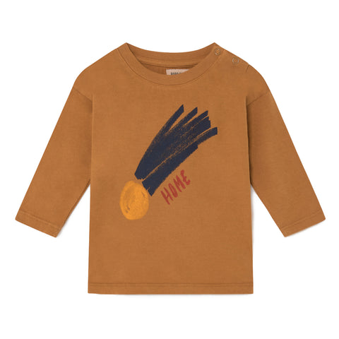 Bobo Choses A Star Called Home Baby Long Sleeved T-Shirt | POCO KIDS