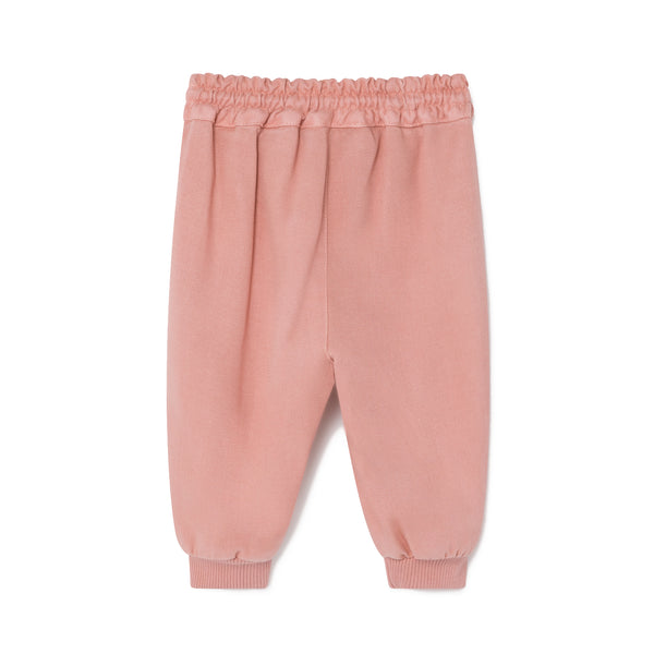 Bobo Choses Pink Night and Day Baggy Baby Trousers | POCO KIDS