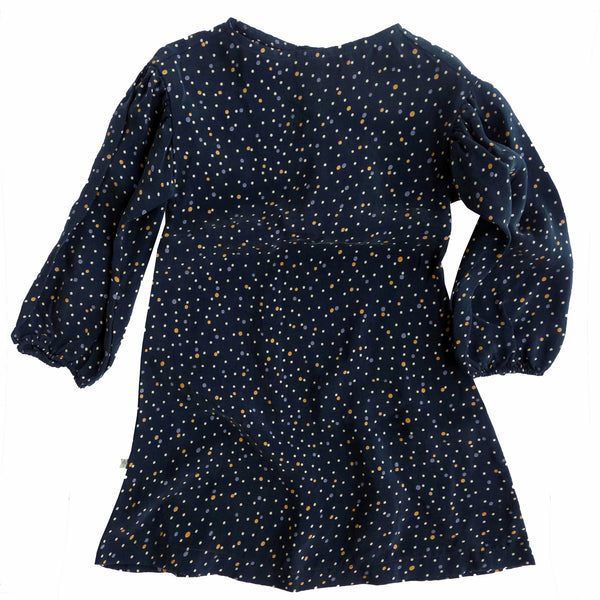 Repose AMS Scattered Dot Dress | POCO KIDS