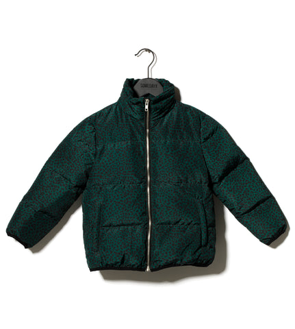 Someday Soon Padded Green Thor Puffer Jacket | POCO KIDS