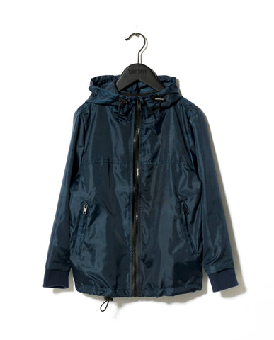 Blue Salvo Rain Jacket