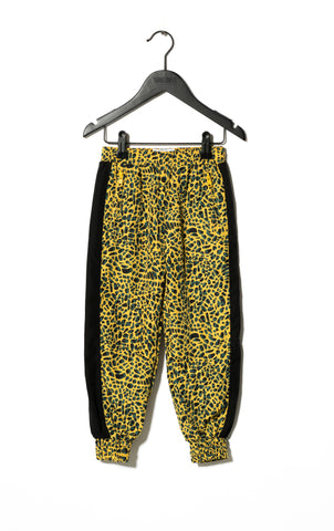 Yellow Fuse Tracksuit pants