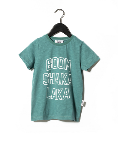 Aqua Boom Shaka Laka T-shirt- Last one 12 Years