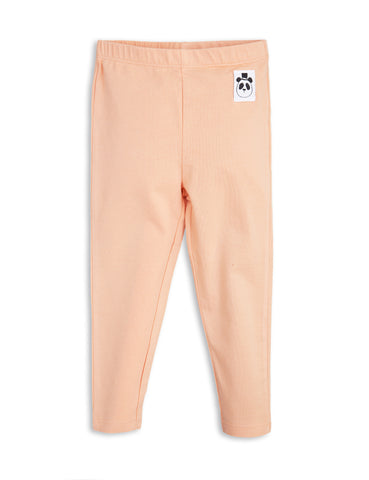 Mini Rodini Pink Leggings Basic Series | POCO KIDS