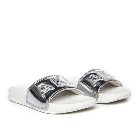 AKID Silver Aston Sliders | POCO KIDS