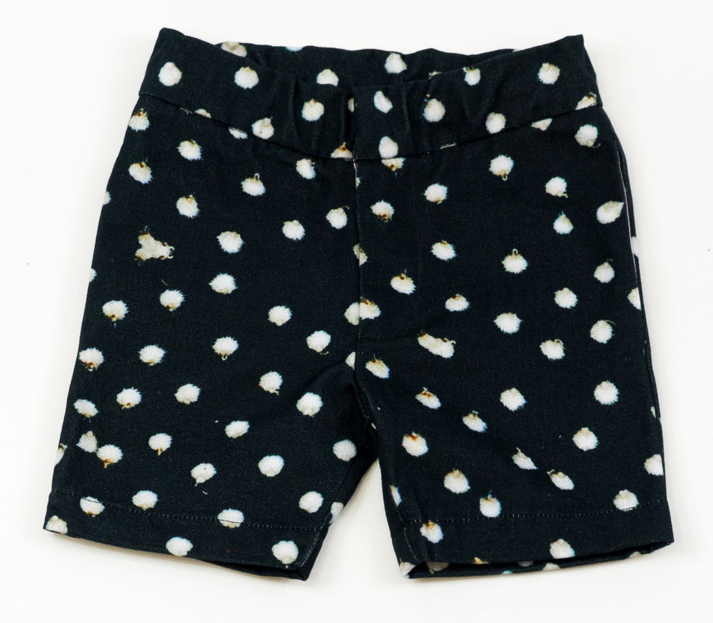 Bunny Black Chino Shorts
