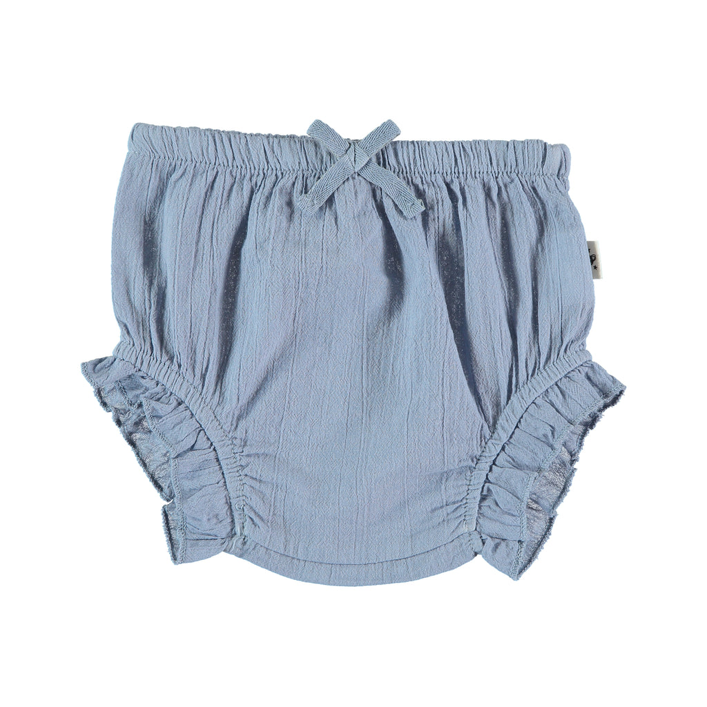 My Little Cozmo Blue Baby Bloomers | POCO KIDS