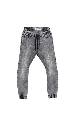 I Dig Denim Grey Ben Jogger Jeans | POCO KIDS