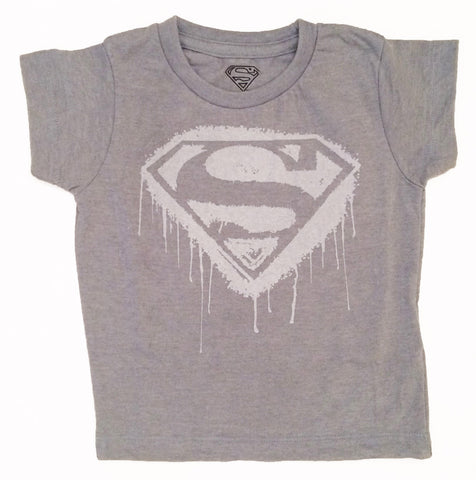 Spraypaint T-Shirt- Superman