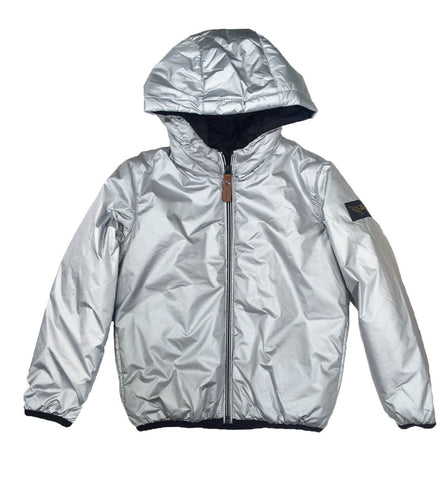 Finger In The Nose Buckley Silver Jacket| POCO KIDS
