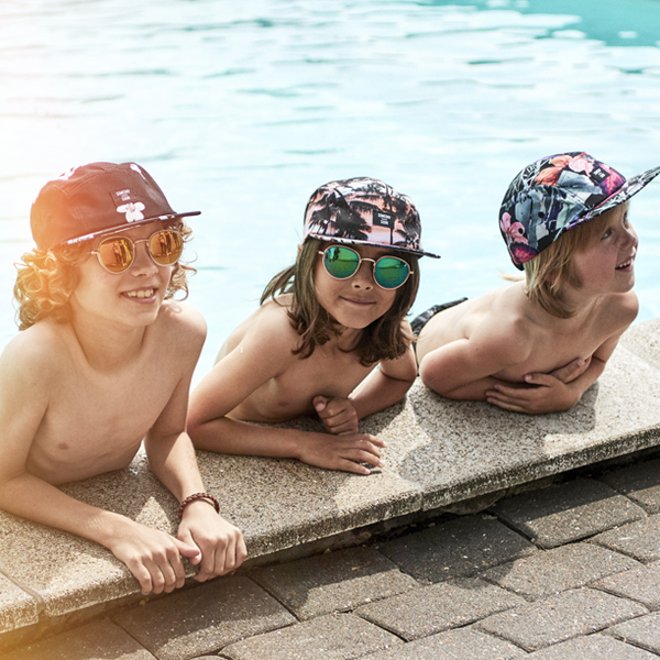 Someday Soon Vista and Playa Caps Look book image | POCO KIDS