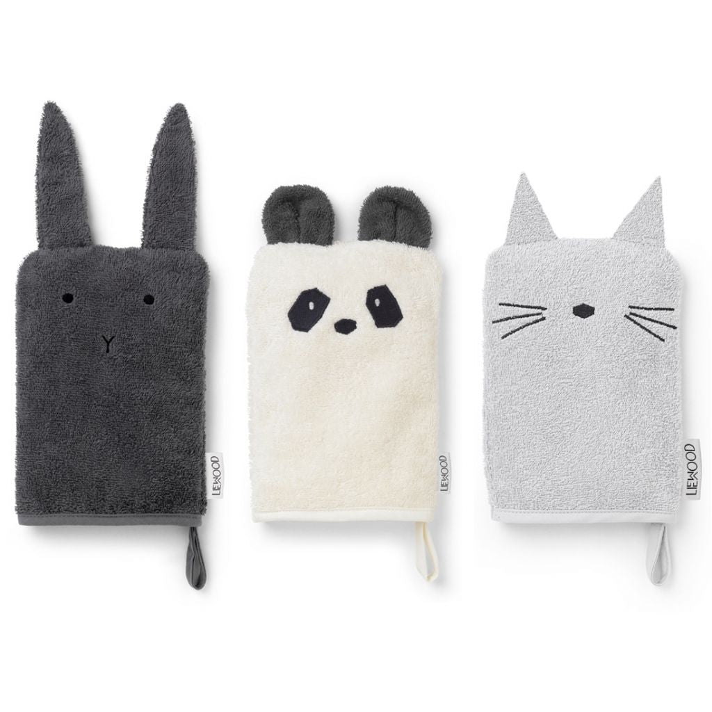 Liewood Sylvester Washcloth Set | POCO KIDS
