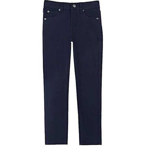 Eleven Paris Navy Blue Cotton Rity Jeans | POCO KIDS