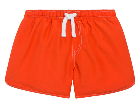 Bilson Red Swimshorts
