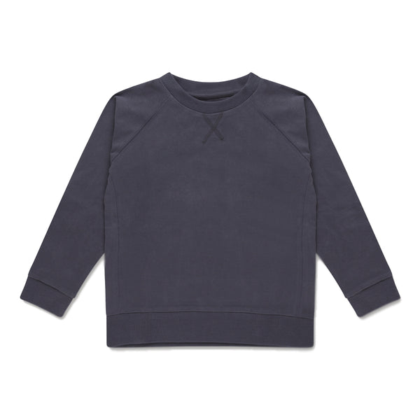 Repose AMS Blue Grey Lightweight Sweatshirt | POCO KIDS