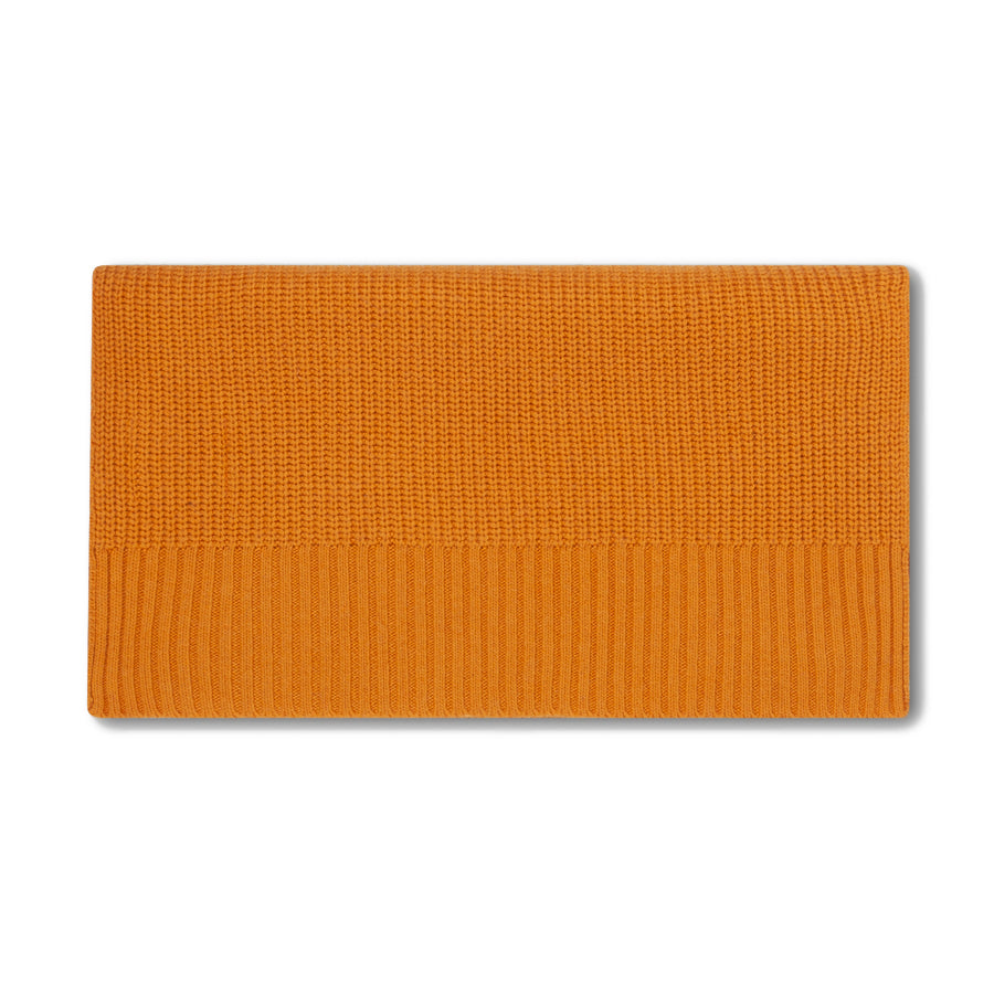 Repose AMS Warm Yellow Knitted Scarf (Medium) | POCO KIDS