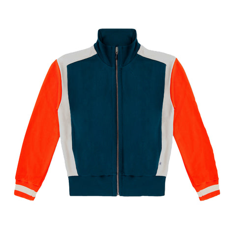 Repose AMS Night Blue Track Jacket | POCO KIDS