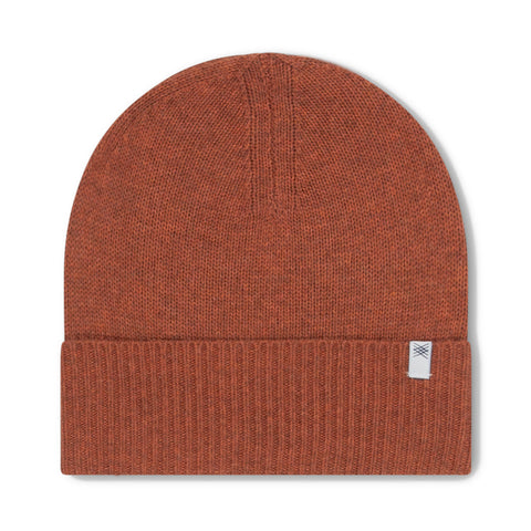 Repose AMS Stone Brown Knitted Hat | POCO KIDS