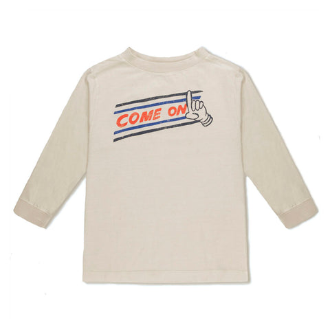 Sand Come On Long Sleeve T-Shirt