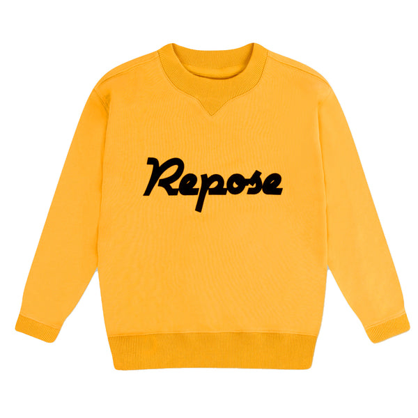 Yellow Gold Repose Sweater