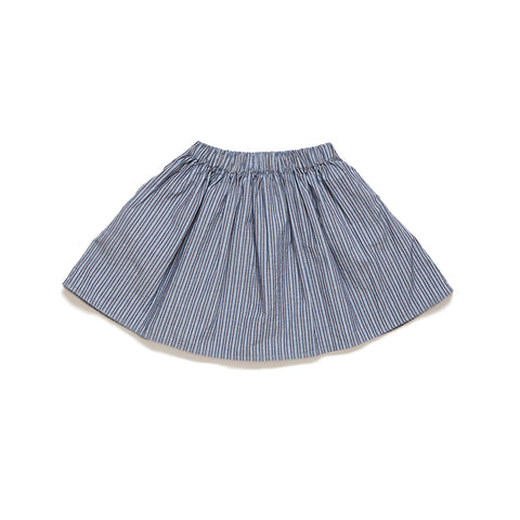 Repose AMS Blue Road Striped Skirt | POCO KIDS