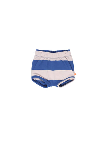 Blue and Pink Stripes Bloomers