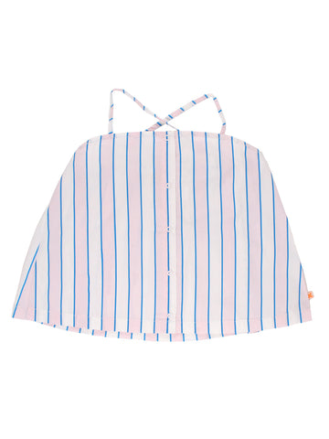 Tinycottons Stripes Relaxed Top | POCO KIDS
