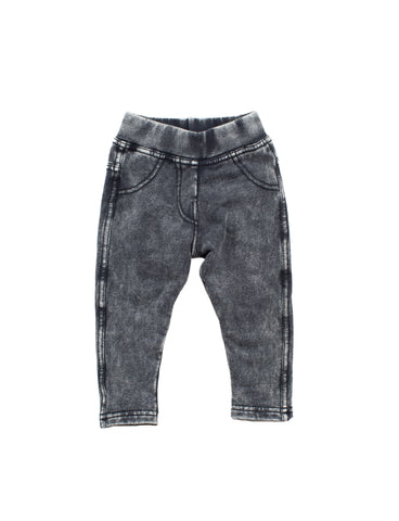 I dig Denim Grey Sammy Jean look Leggings | POCO KIDS