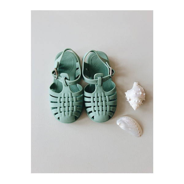 Liewood Dusty Mint Sindy Sandals | POCO KIDS
