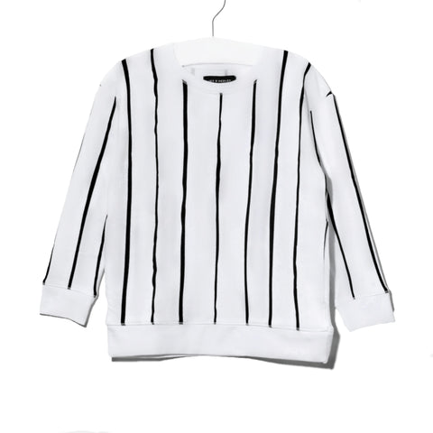 Jax & Hedley Black and White Frankie Sweatshirt | POCO KIDS