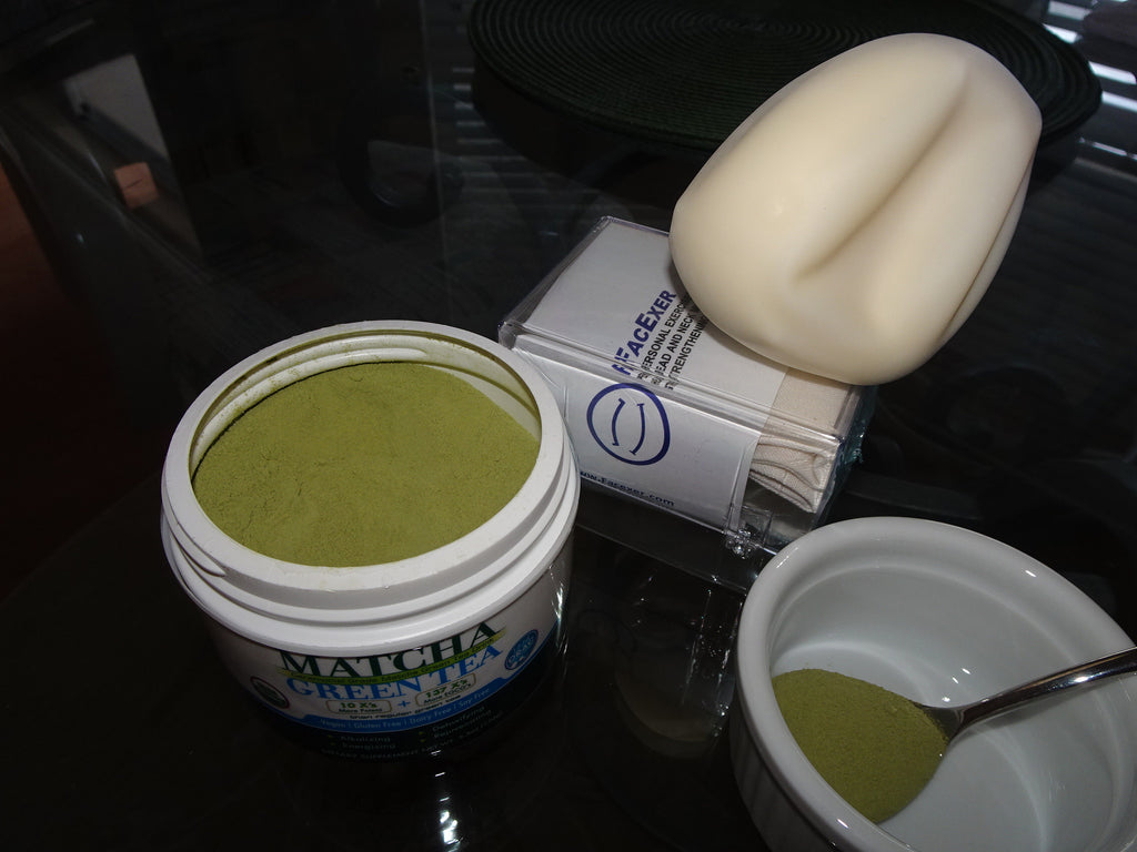 You Will Feel The Difference : Matcha Skin Photoprotection And FACEXER