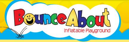Bounce About Inflatable Playground $50 Gift Card