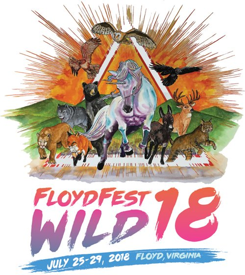 FloydFest 18 High-Roller All-Access VIP Package