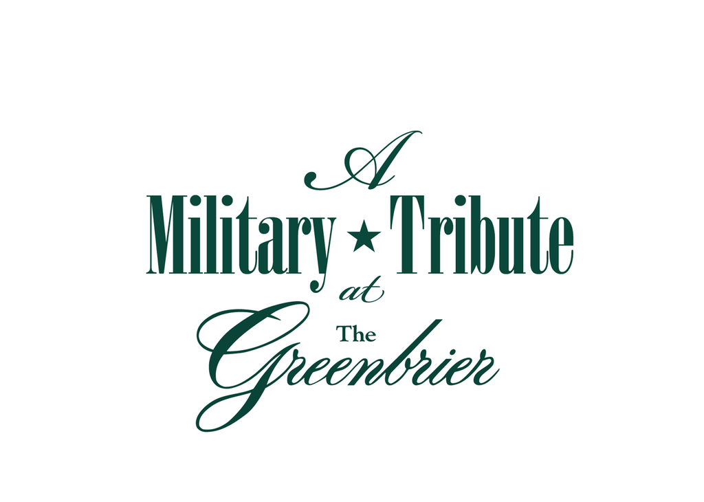 A Military Tribute at the Greenbrier - Weekly Grounds Badge