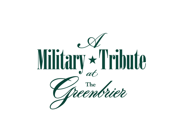 A Military Tribute at the Greenbrier - Clubhouse Badge