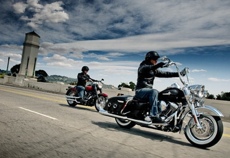Register to win a free Harley-Davidson Safety Class!