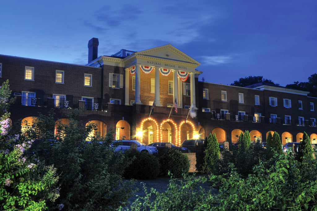 Natural Bridge Historic Hotel - Romance Package