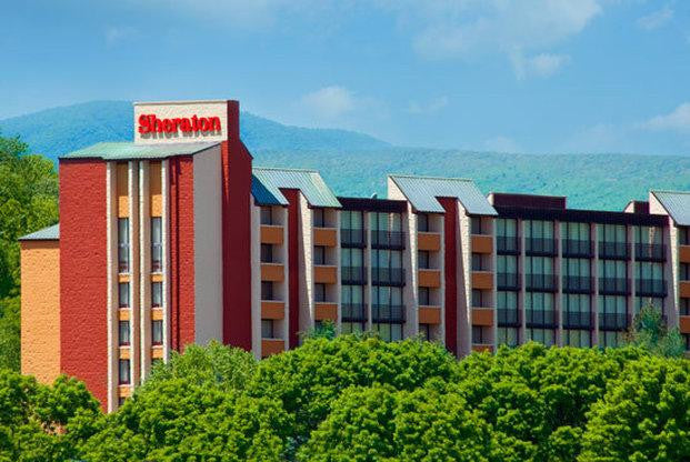 Sheraton Hotel and Conference Center in Roanoke Overnight Stay for 2 with Breakfast