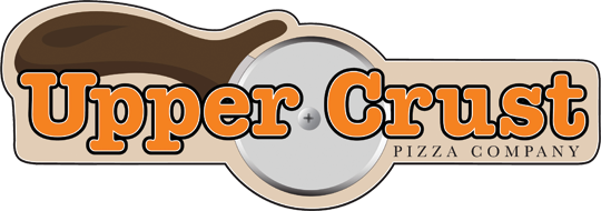 Upper Crust Pizza Punch Cards