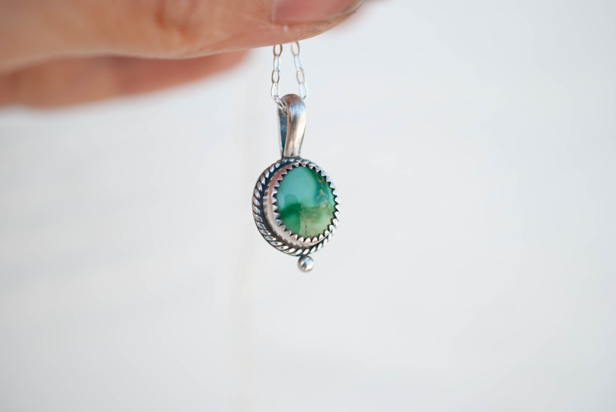 Emerald Valley Turquoise Charm 3