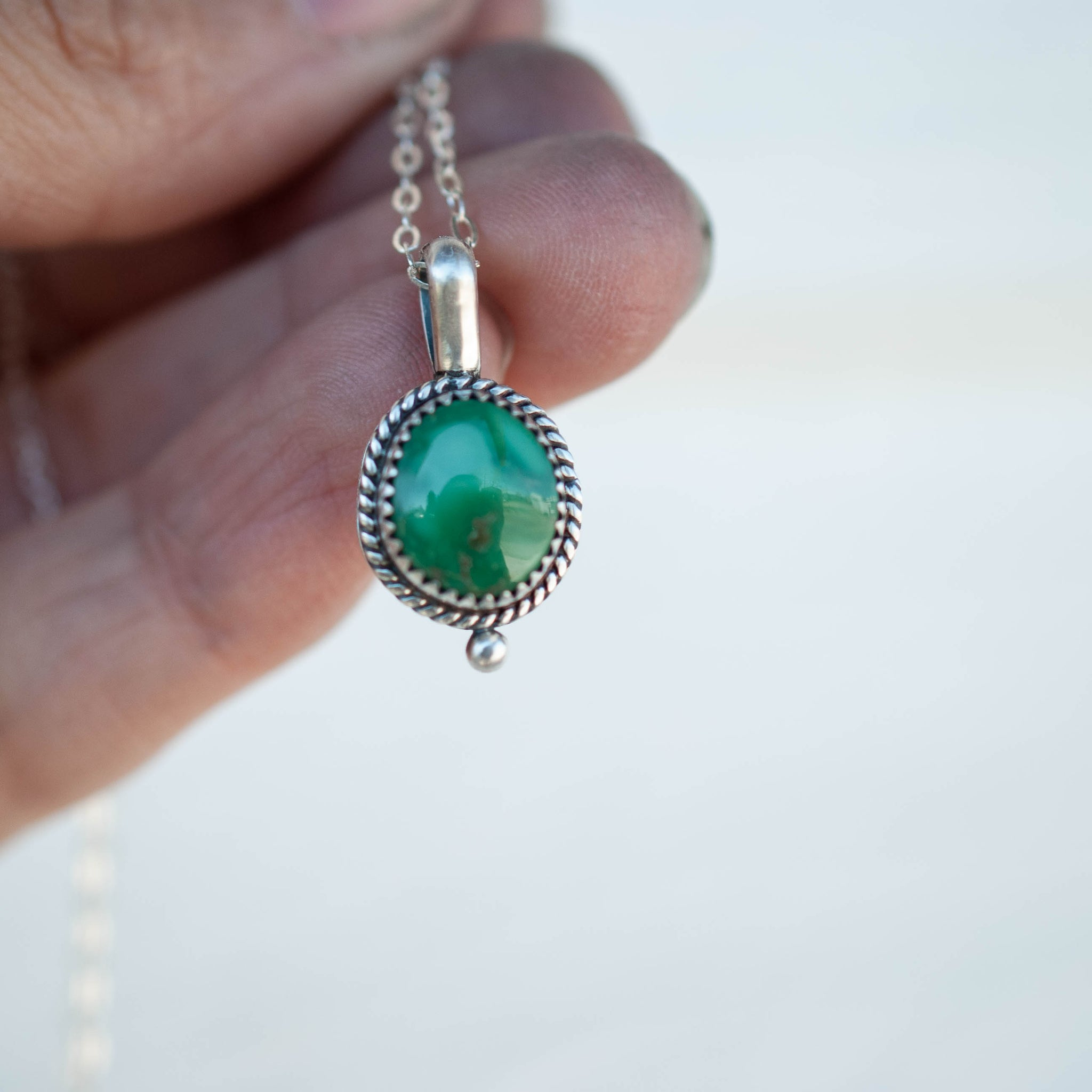 Emerald Valley Turquoise Charm 1