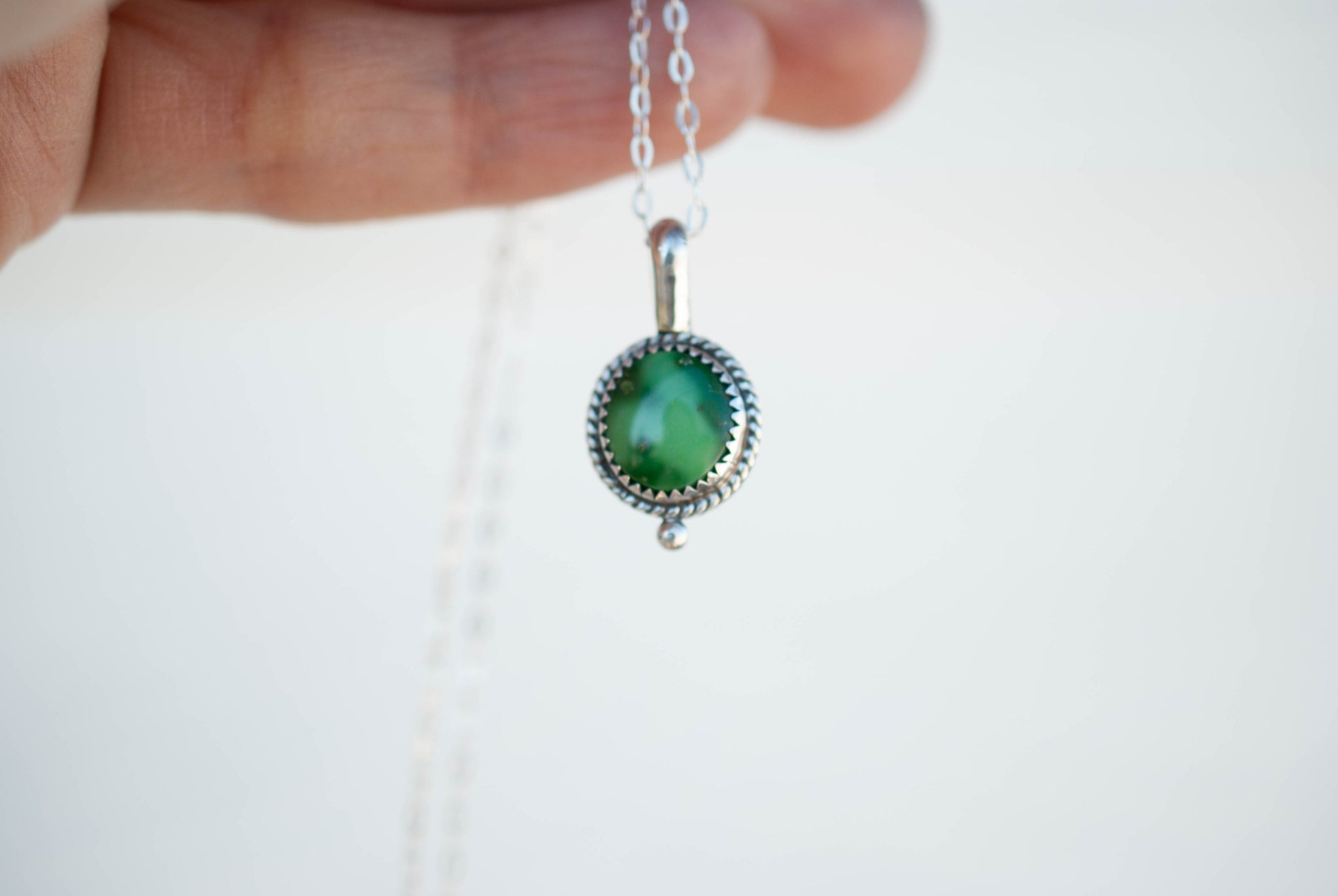 Emerald Valley Turquoise Charm 2