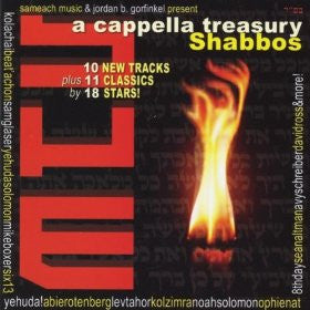 A Cappella Treasury Shabbos Track 1 - Aishes Chayil Download